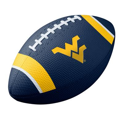 West Virginia Nike Mini Rubber Football