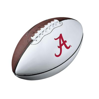 Alabama Nike Autograph Football