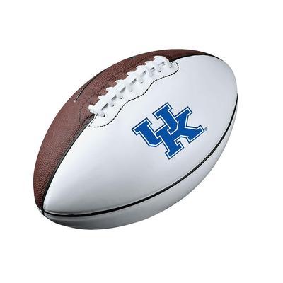 Kentucky Nike Autograph Football