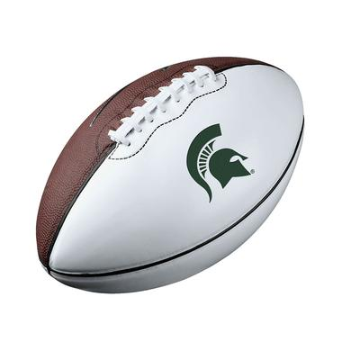 Michigan State Nike Autograph Football