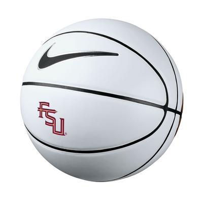 Florida State Nike Autograph Basketball