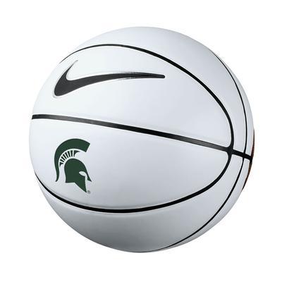 Michigan State Nike Autograph Basketball