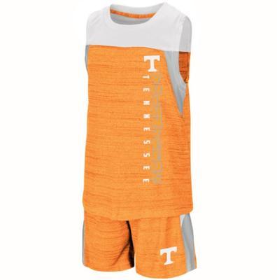 Tennessee Colosseum Toddler Short Set