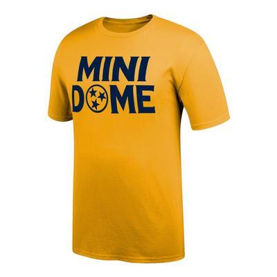 ETSU Tristar Mini Dome T-shirt GOLD