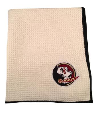 Florida State Seminole Logo Towel