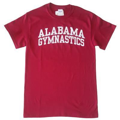 Alabama Women's Double Arch Gymnastics Tee