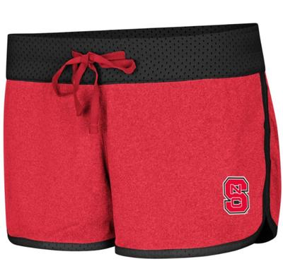 NC State Colosseum Women's Reversible Belle Shorts