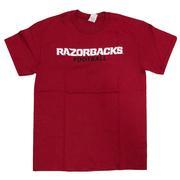 Arkansas Football Script T- Shirt