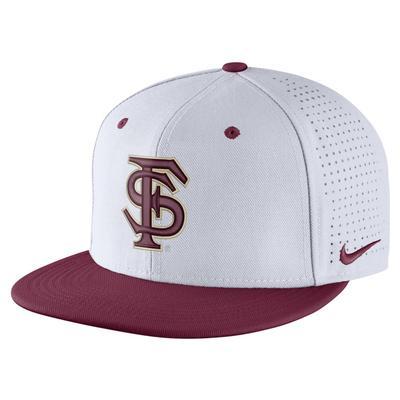 Florida State Nike True Fitted Aerobill Dri-FIT Hat