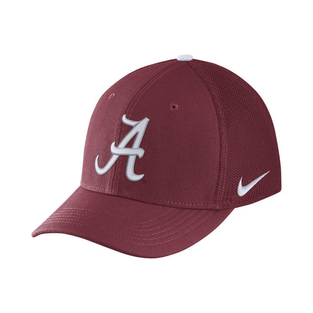 Alabama Nike Classic99 Swoosh Flex Fit Hat
