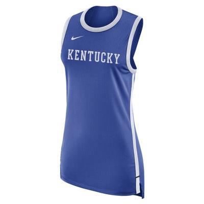 Kentucky Nike Women's Long Length Jersey Top