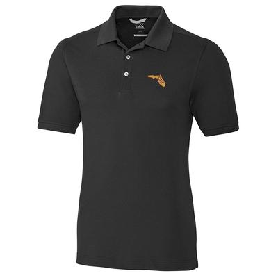 Florida State Cutter And Buck DryTec Advantage Vault Logo Polo