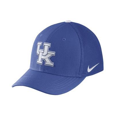 Kentucky Nike Classic99 Swoosh Flex Fit Hat
