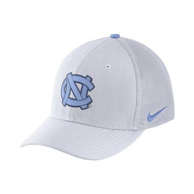 UNC Nike Classic99 Swoosh Flex Fit Hat