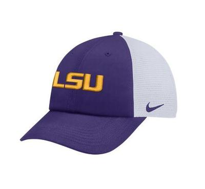 LSU Nike Heritage86 Trucker Hat