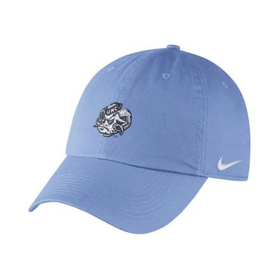 UNC Nike Heritage 86 Vault Logo Adjustable Cap