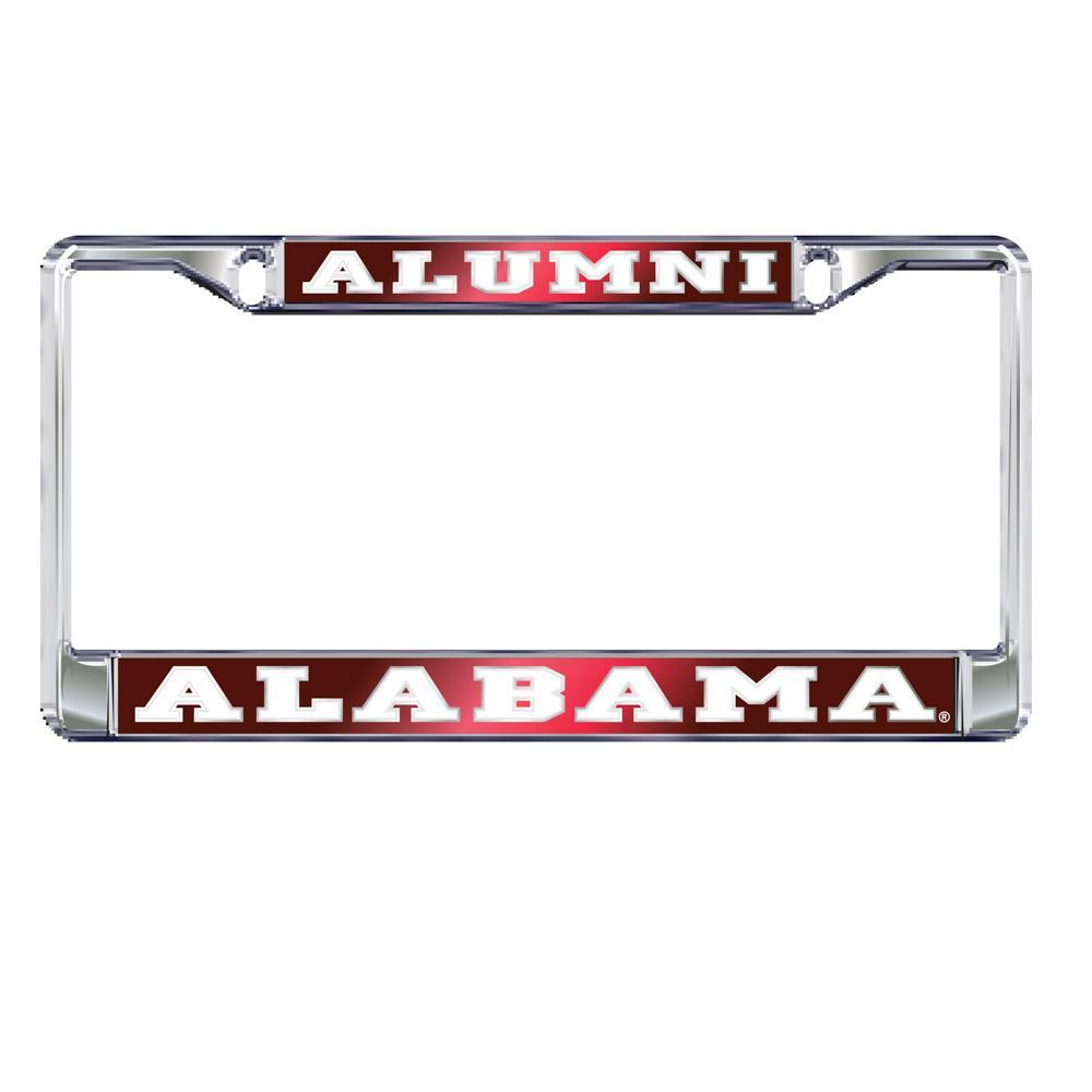 Alabama License Plate Frame Alumni/Alabama