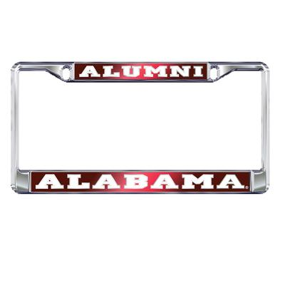 Alabama License Plate Frame Alumni/Alabama