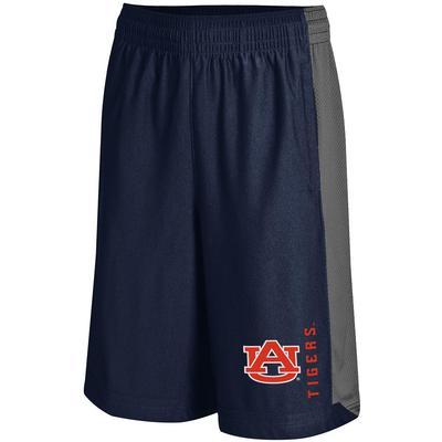 Auburn Under Armour Youth Isolation Shorts