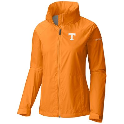 Tennessee Columbia Women's Switchback II Rain Shell
