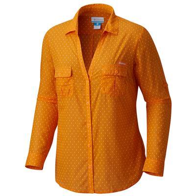 Tennessee Columbia Women's Collegiate Sun Drifter L/S Shirt