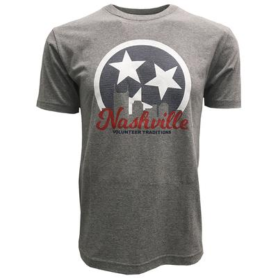 Volunteer Traditions Nashville Triblend Tee