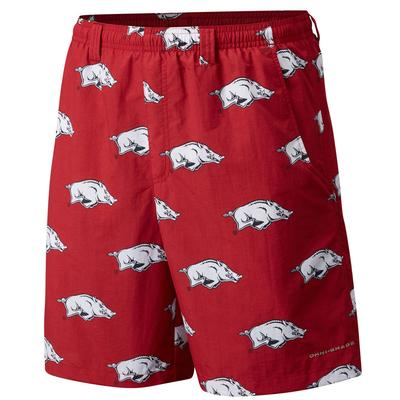 Arkansas Columbia PFG Backcast River Shorts