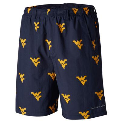 West Virginia Columbia PFG Backcast River Shorts