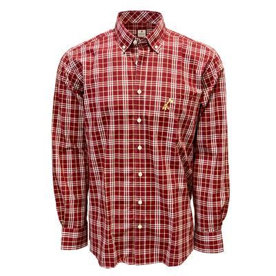 Florida State Frederick Martin Austin Plaid Woven Shirt