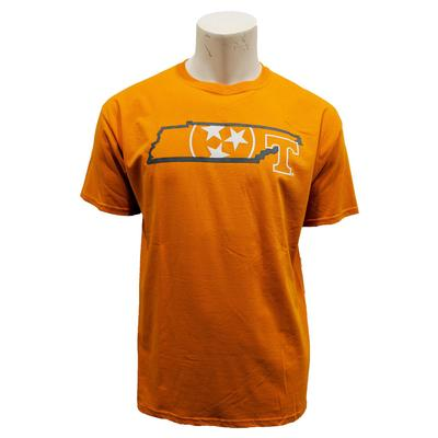 Tennessee Power T Tristar T-shirt