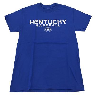Kentucky Sharp Baseball Stack T-Shirt