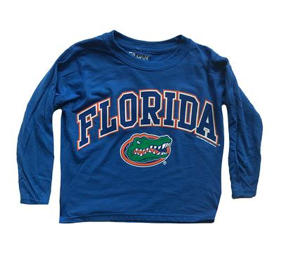 Florida Youth Long Sleeve Arch Tee