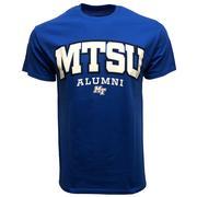 Mtsu Arch Logo Alumni T- Shirt