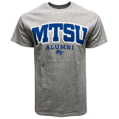 MTSU Arch Logo Alumni T-Shirt
