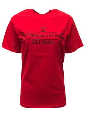 Georgia Champion Alumni Arch T-shirt