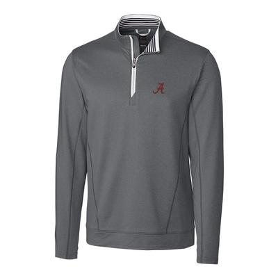 Alabama Cutter & Buck Endurance 1/2 Zip Pullover