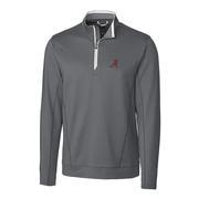 Alabama Cutter & Buck Endurance 1/2 Zip Pullover