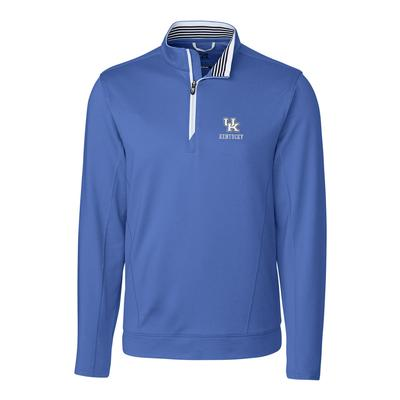 Kentucky Cutter & Buck Endurance 1/2 Zip Pullover