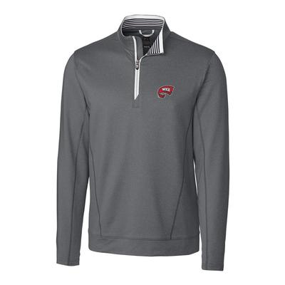 Western Kentucky Cutter & Buck Endurance 1/2 Zip Pullover