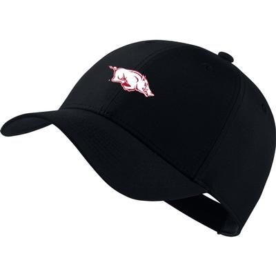 Arkansas Nike Golf Dri-Fit Tech Cap BLACK