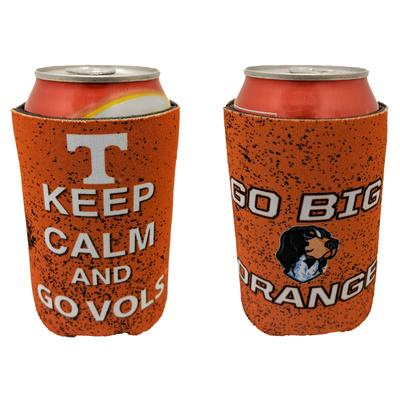 Tennessee Keep Calm and Go Vols Can Coozie