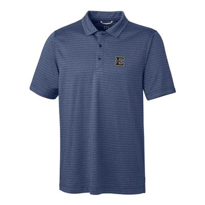 ETSU Cutter & Buck Cascade Stripe Polo