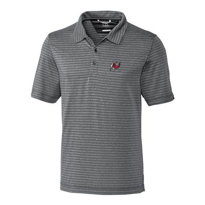 Georgia Cutter & Buck Cascade Stripe Polo