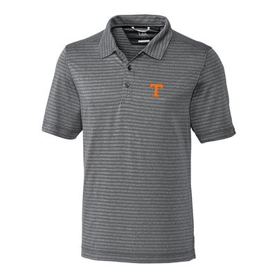Tennessee Cutter & Buck Cascade Stripe Polo