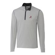 Alabama Cutter & Buck Meridian 1/2 Zip Pullover