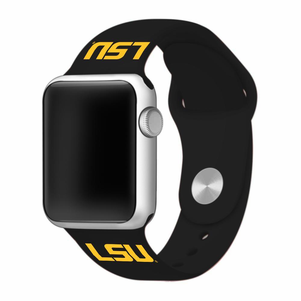Lsu Apple Watch Silicone Sport Band 38mm