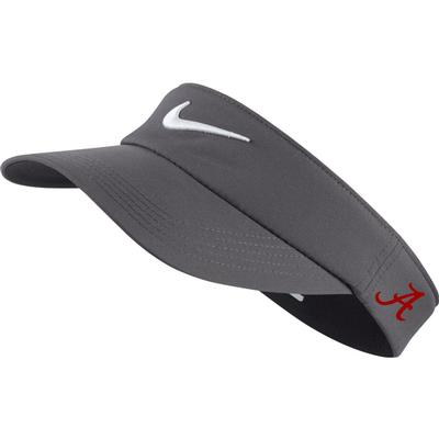 Alabama Nike Golf Adjustable Core Visor
