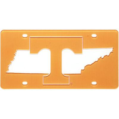 Tennessee Power T State Logo License Plate