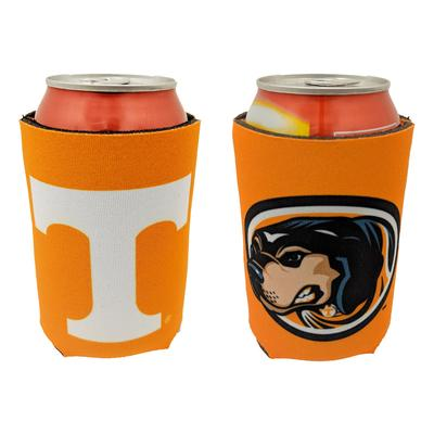 Tennessee Power T Mascot Can Coozie