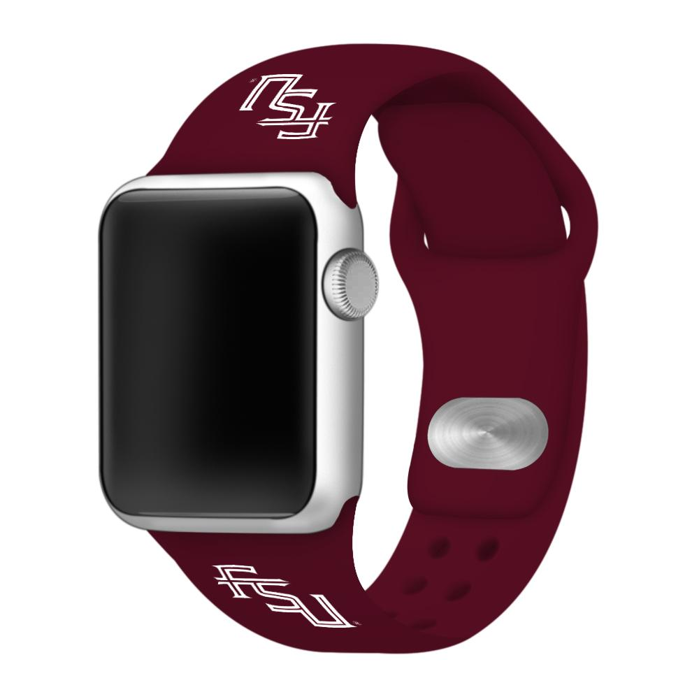 Florida State Apple Watch Silicone Sport Band 38mm